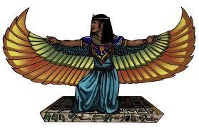 Maat, deusa egípcia da verdade e da justiça
